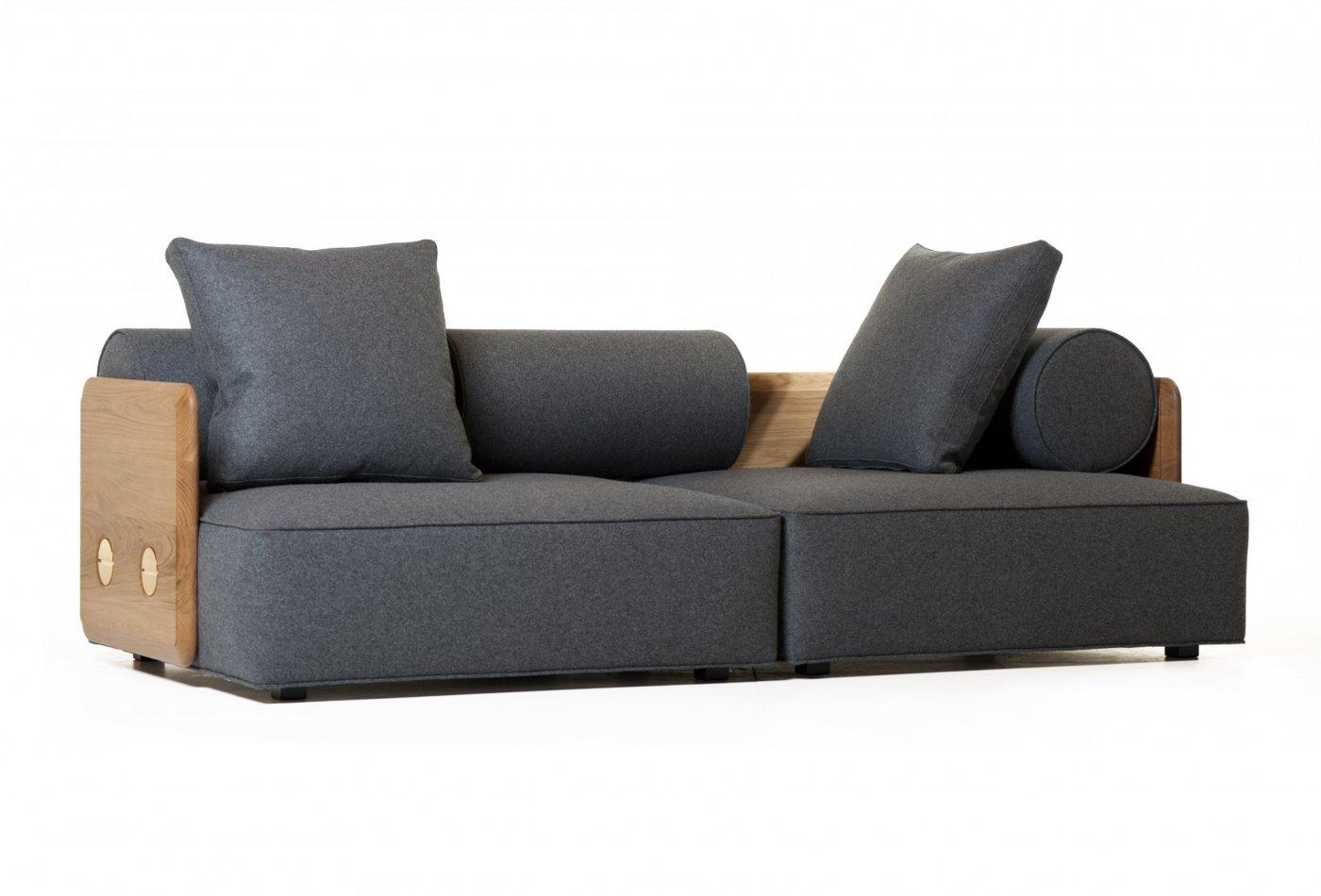 10 HighEnd and Handsome Contemporary Sofas