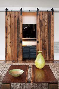 33 Wooden Sliding Doors For Living Room | Ultimate Home Ideas