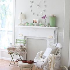 Shabby Chic Living Rooms Pictures Blue Wall Paint Ideas For Room 50 Resourceful And Classy Decorating Idea Design Dreamy Whites