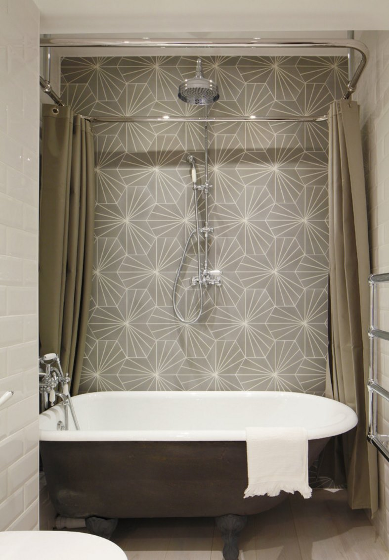 Elegant HighEnd Shower Curtains