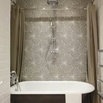Luxury Shower Curtains To Style A Modern Bathroom