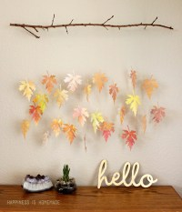 8 Creative DIY Project Ideas for Using Fall Leaves as ...