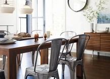 metal chairs and table ingenuity 3 in 1 smartclean high chair 20 end dining tables for stylish homes to unforgettable showpieces that will breathe new life into your room enjoy perusing the below happy shopping