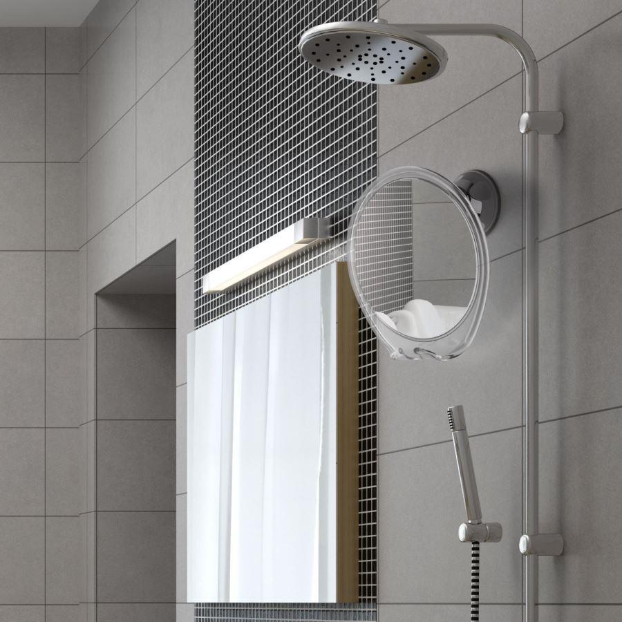 Bathroom Shaving Mirrors With Lastest Minimalist