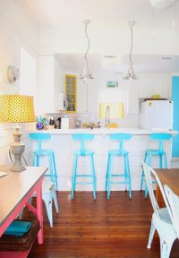 18 Brilliant Kitchen Bar Stools That Add a Serious Pop of ...