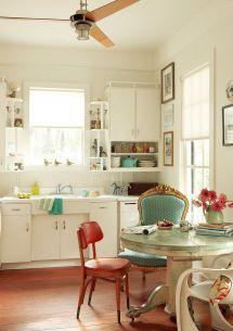 Shabby Chic Kitchen Design Ideas