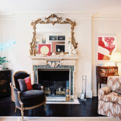 Decorate Living Room With Black Couch Decorating A Fireplace 10 Beautiful Rooms Marble Fireplaces