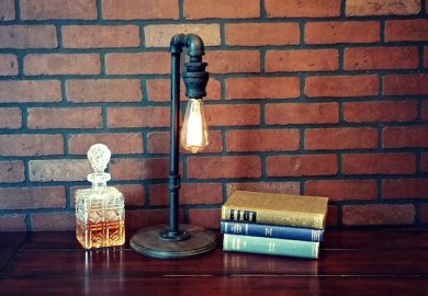 Industrial Looking Desk Lamps