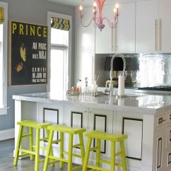 Kitchen Bar Chairs Tile Flooring 18 Brilliant Stools That Add A Serious Pop Of Color