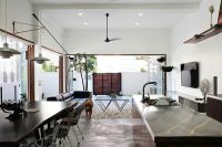 Old Terrace House Turned into a Modern Family Residence
