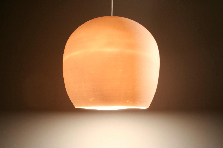 Large Dome Pendant Light