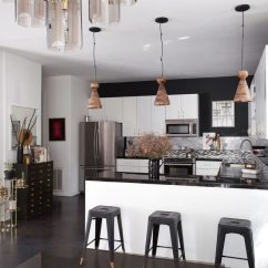 Kitchen Pendant Lights Outdoor Lighting The Beauty Of Suspended View In Gallery Series 3 Over A Bar