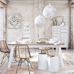 Diy Shabby Chic Living Room Ideas Modern Wall Art 50 Cool And Creative Dining Rooms Smart Decor Choices Can Turn The Into A Haven Even In Contemporary