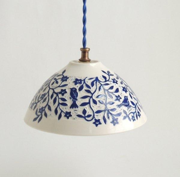 20 Porcelain Pendant Light Treasures