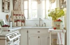 Contemporary Shabby Chic Kitchen That Everyone Most See