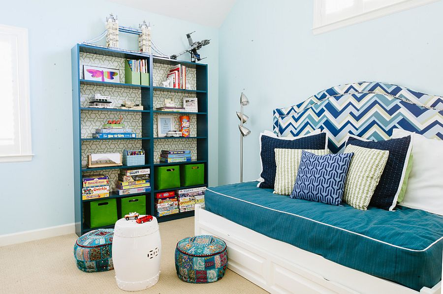 sofa murphy bed combination chesterfield fabric a perfect blend: combing the playroom and guestroom in style