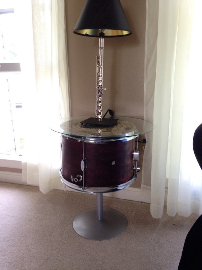 great living room furniture set 12 creative uses of old drums throughout the home