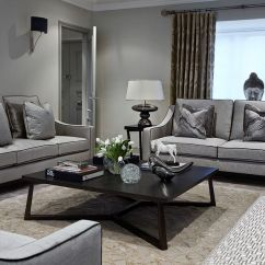 Farmhouse Style Sofa Cloth Sectional Bold And Glamorous: How To Around A Black Coffee Table