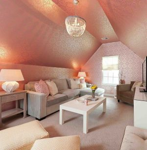 pink living rooms classy interior glamorous stunning cheerful