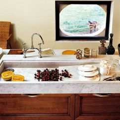 Vintage Style Kitchen Faucets Cabinets And Countertops Certosa: Luxury Gives Timeless Italian Design A ...