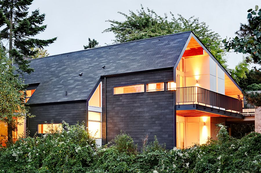 1960s Midcentury Home in Seattle Revitalized for a Modern