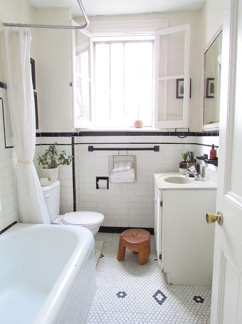 Small Shabby Chic Bathroom Idea Decoist