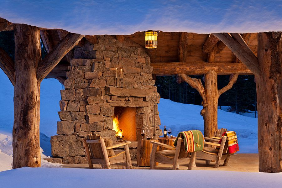 Spanish Peaks Cabin A Rustic Gateway to Big Skys Unspoiled Beauty