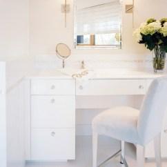 Bathroom Makeup Chair Vingli Fishing The Luxury Look Of High End Vanities