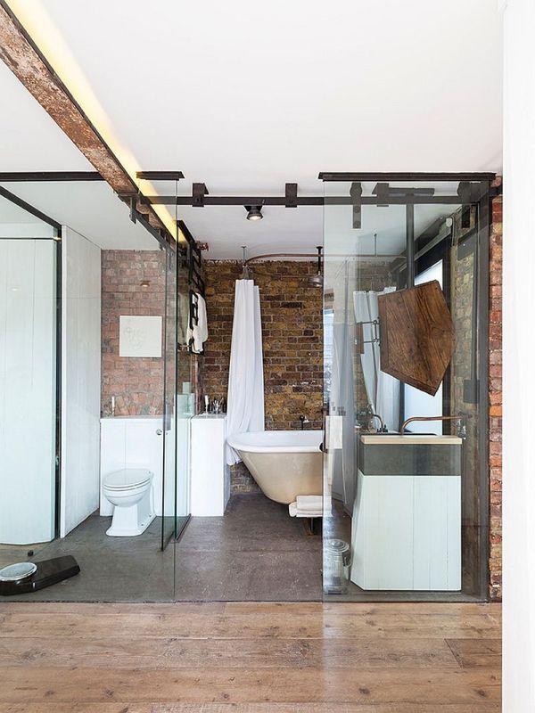Industrial Style Bathroom Ideas