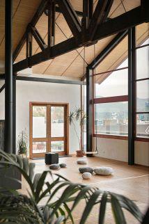 Modern Industrial Home Interior