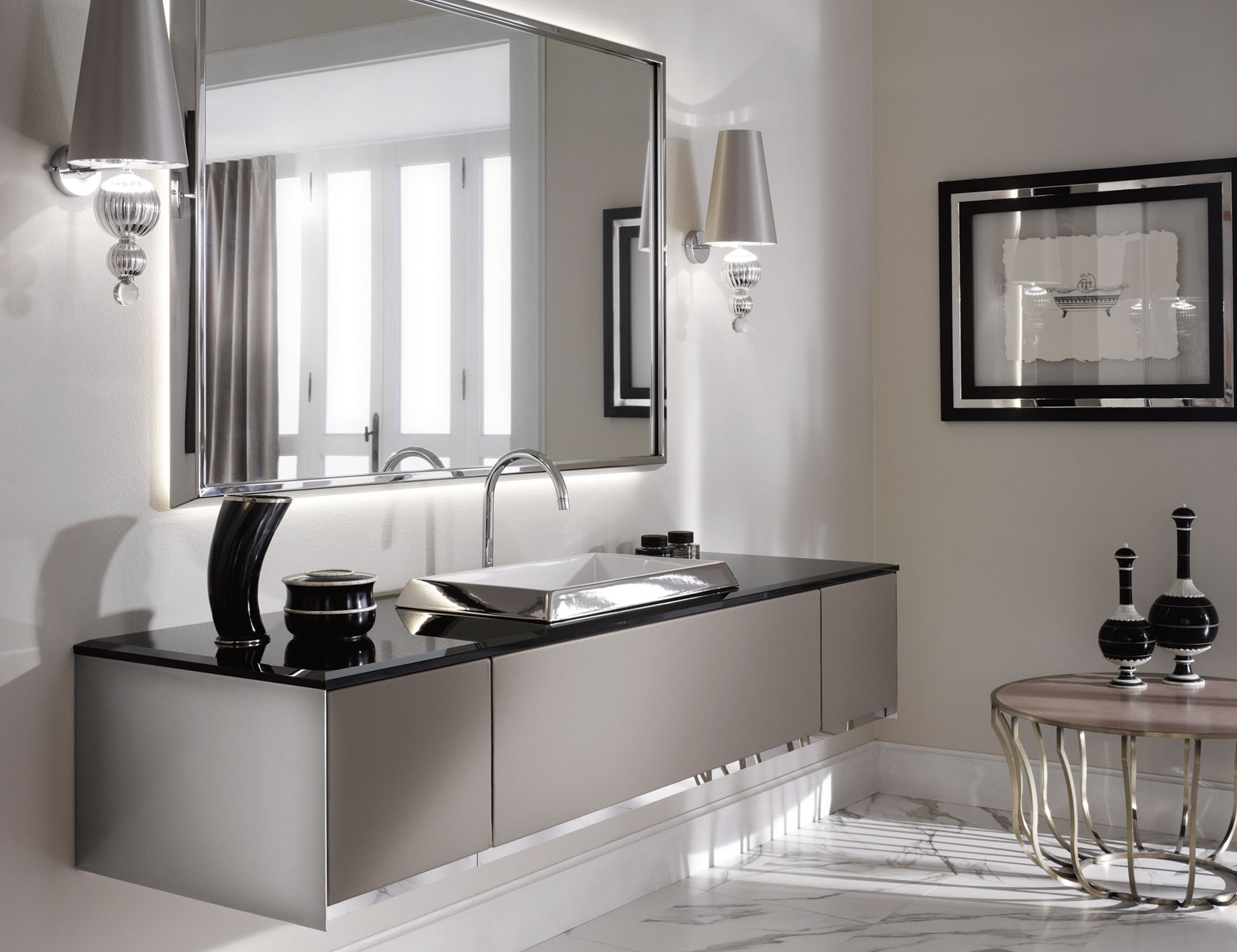 40 Double Sinks And Vanity