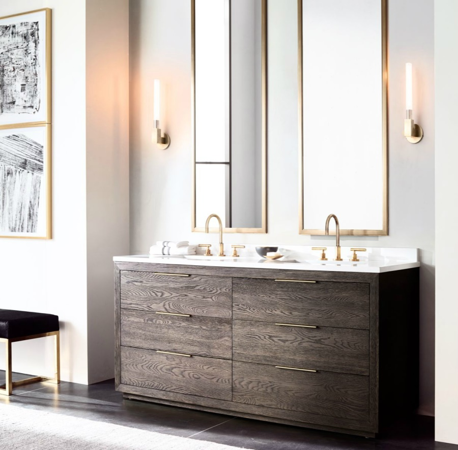 High End Bathroom Vanities The Luxury Look Of High End Bathroom Vanities