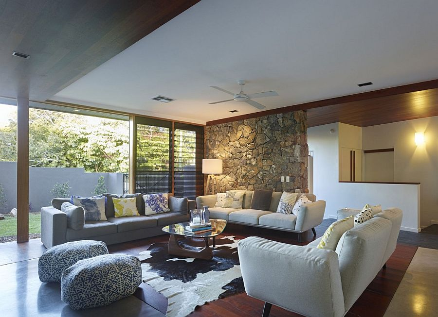 Tranquil Natural Vibe Adds Coastal Charisma to Modern