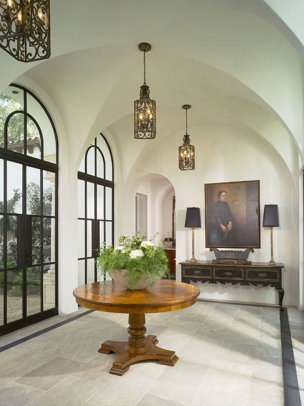 Mediterranean Entry Ideas Air Of Timeless Majesty