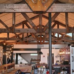 Renovated Kitchen Ideas Used Equipment Kingswood Factory: Industrial Heritage Repackaged With ...