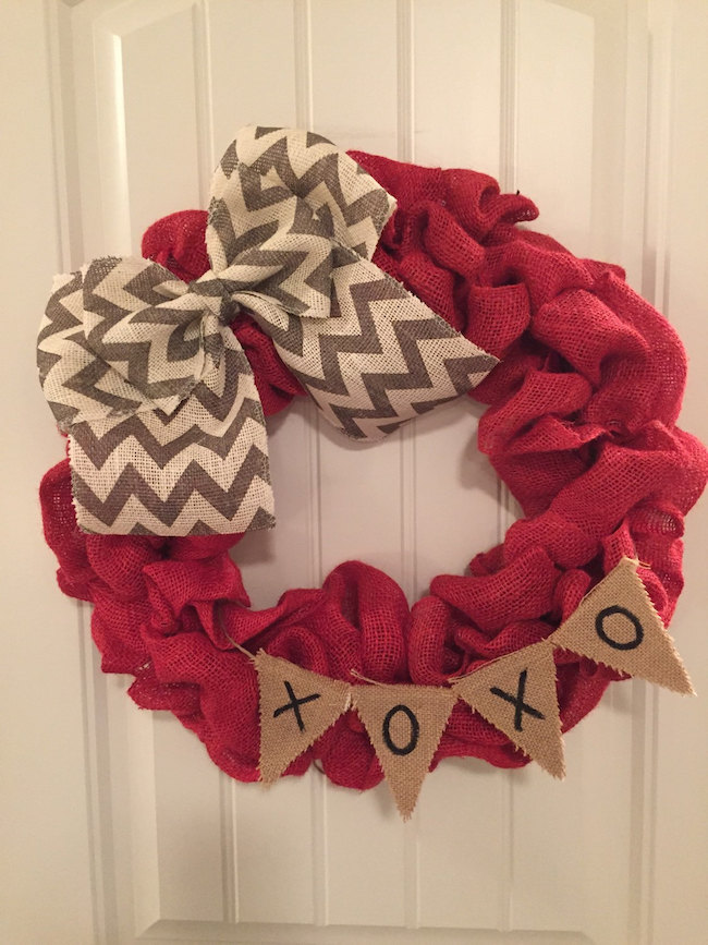 Beautiful Valentine Wreaths