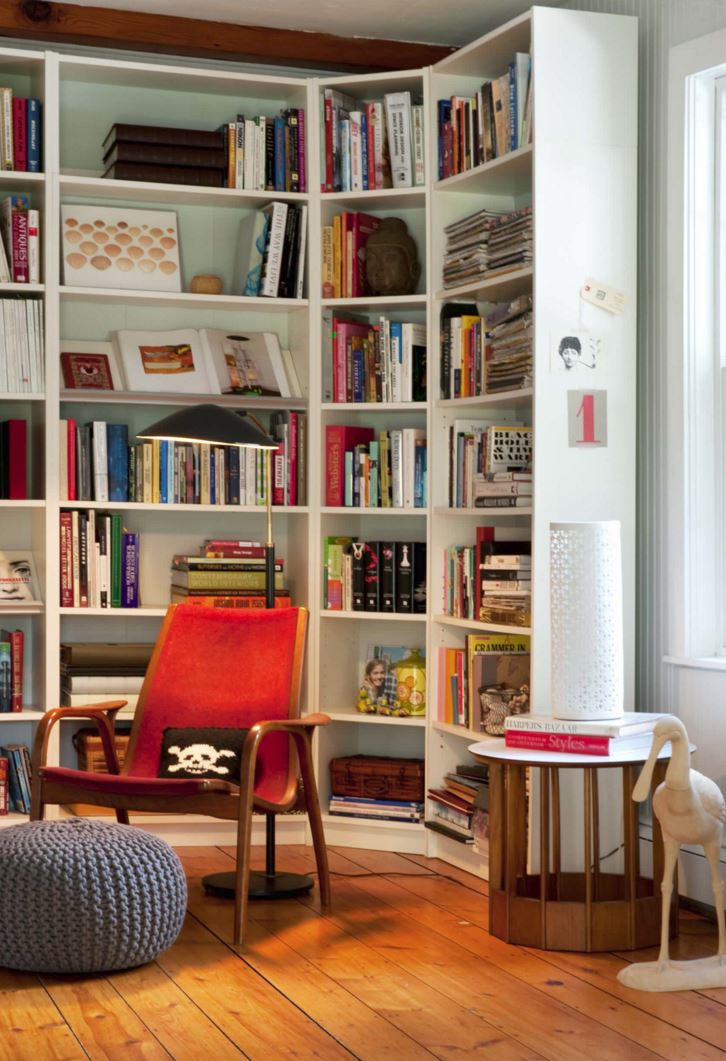 living room corner shelf unit old decorating ideas 10 rooms with shelving