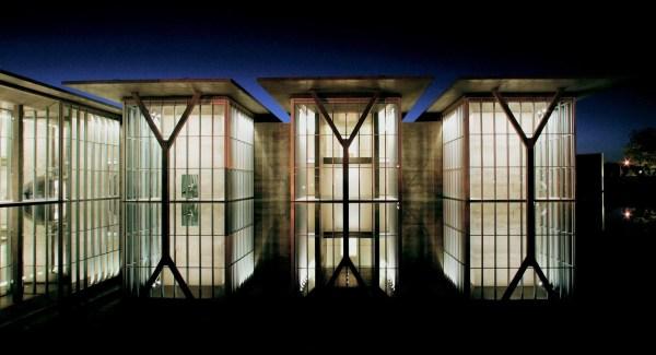 Tadao Ando -educated Architect