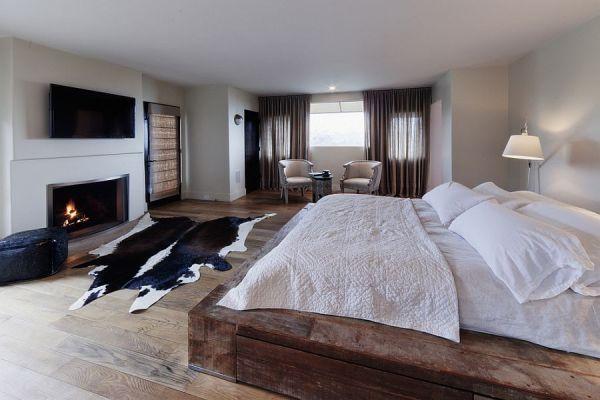 modern rustic bedroom Top Bedroom Trends Making Waves in 2016