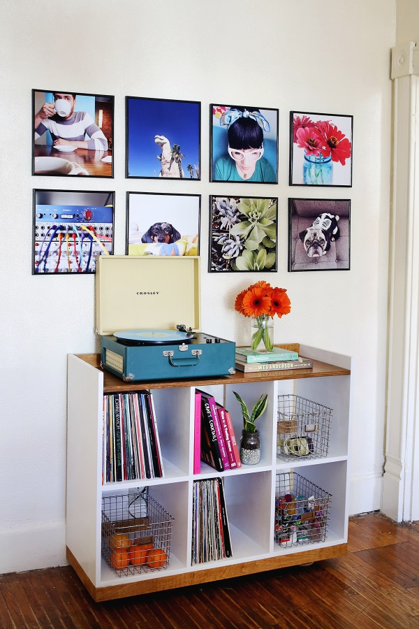 Picture Frame Wall Display Ideas