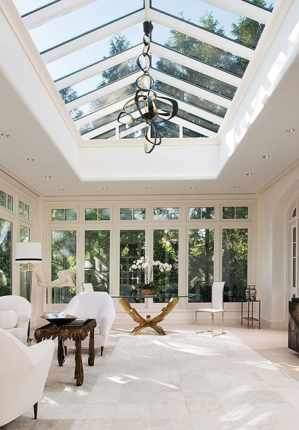 Scandinavian Sunrooms Infusion Of Style And Serenity