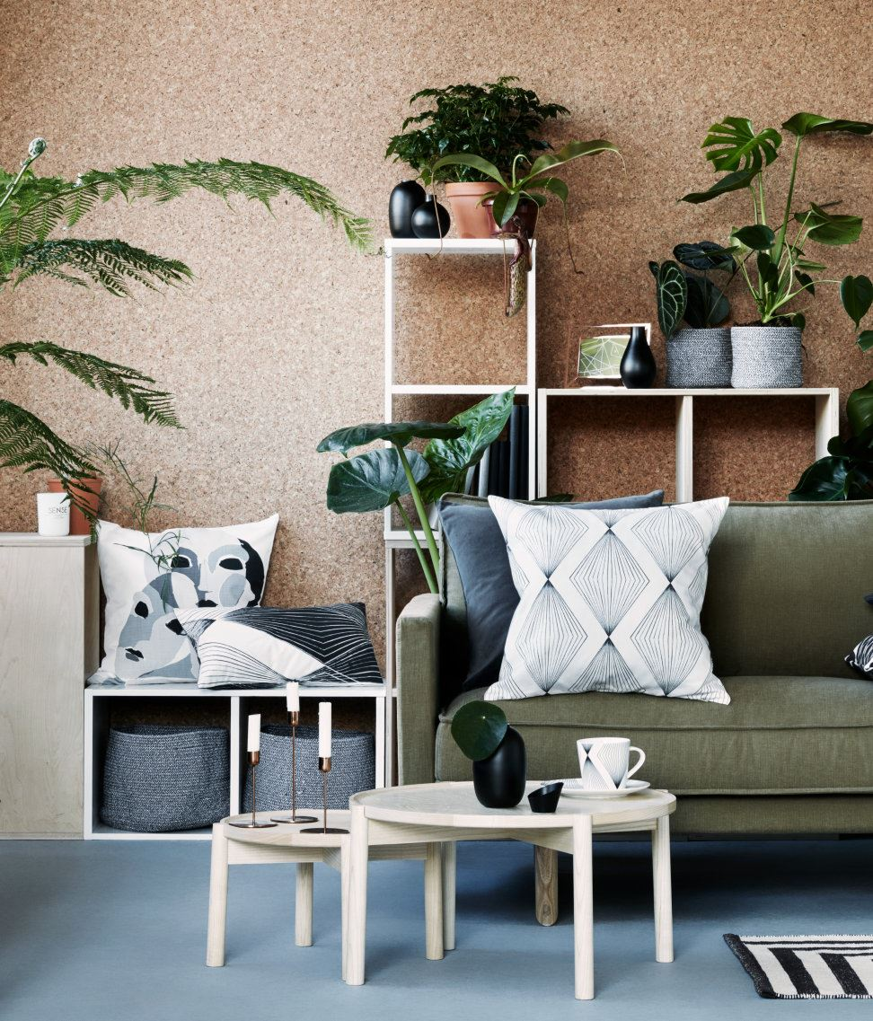 tropical decorating ideas for living rooms large canvas art room india the new beachy modern decor on rise view in gallery style from h m home