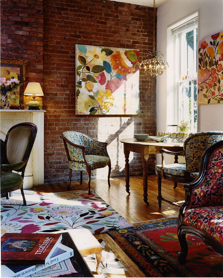 traditional living room design ideas 2016 pictures of grey rooms top interior decorating trends for spring a splash floral prints graces the kim parker interiors