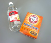 Baking soda and vinegar - Decoist