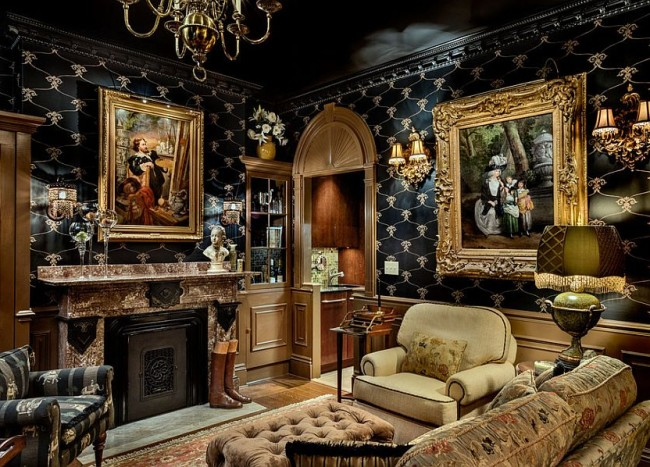 black and gold living room ideas seaside rooms design ideas, remodel decor pictures