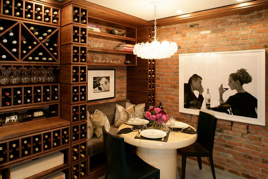 Connoisseurs Delight 20 Tasting Room Ideas to Complete
