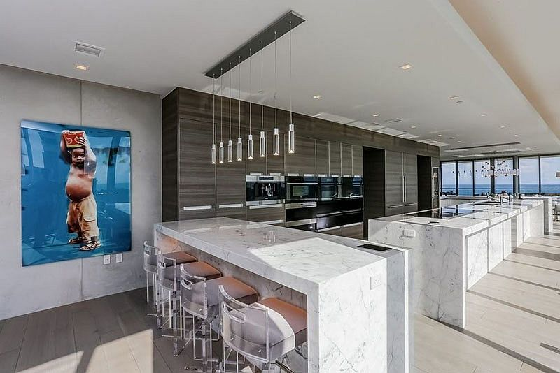 Oceanside Opulence Step into This Luxurious TwoStory