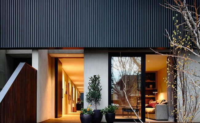Elwood Townhouse Refined Modern Home And Yoga Studio