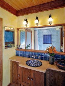 Mediterranean-style Bathroom Designs