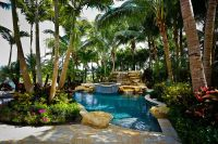 Pool Landscapes Ideas Pictures. Great Small Pool Designs ...